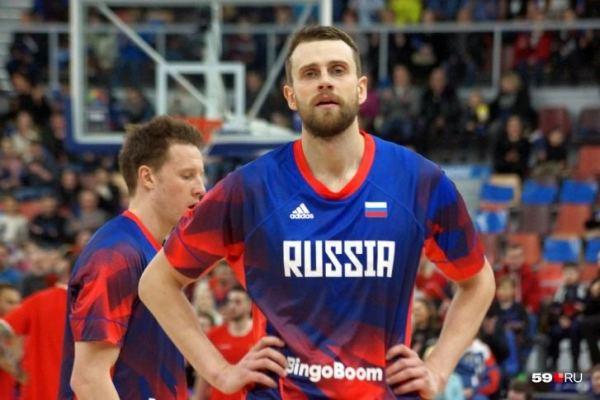 В Перми состоится отборочный матч Кубка Европы по баскетболу – 2021