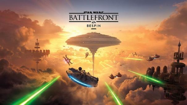 Bespin, la nueva expansión de Star Wars Battlefront, ya se encuentra disponible