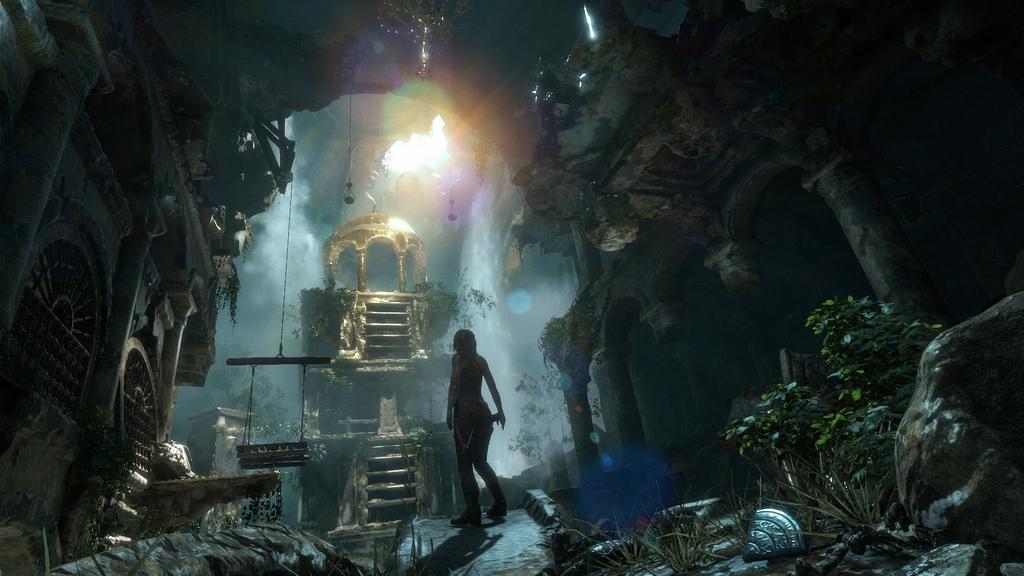 Rise of the Tomb Raider | Nueva demostración completa en PlayStation 4 Pro