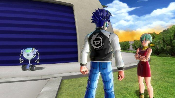Dragon Ball Xenoverse 2 estrena nueva imagen in-game