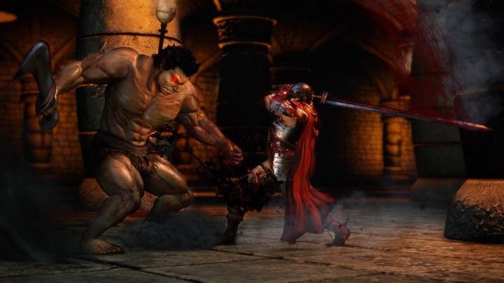 Guts protagoniza el nuevo gameplay de Berserk