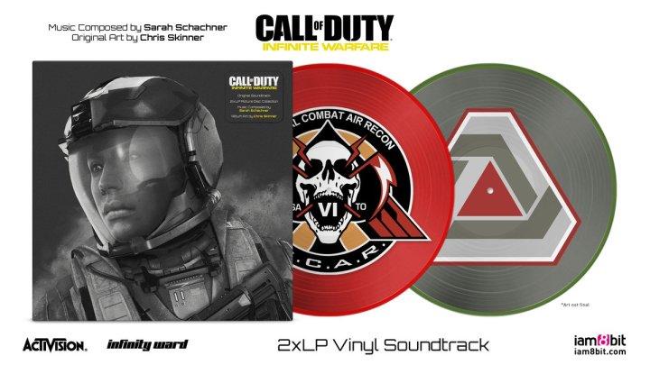 Call of Duty: Infinite Warfare | Activision lanzará la banda sonora en formato físico