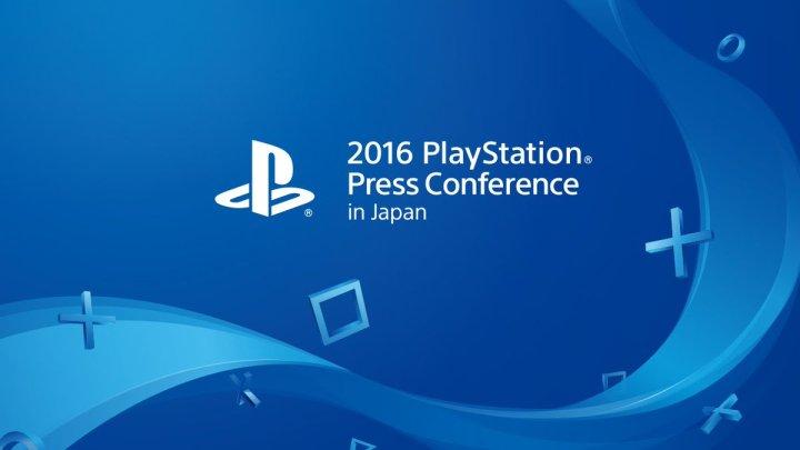 Sigue mañana en RegionPS.com la conferencia de Sony en el TGS 2016 a partir de las 9:00