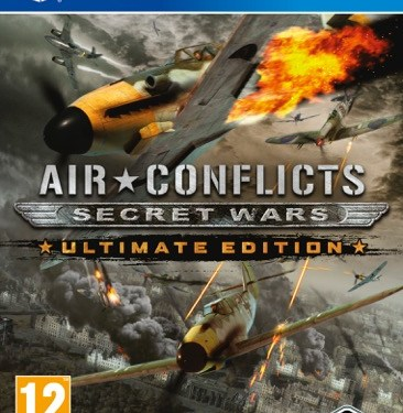 Air Conflicts: Secret Wars Ultimate Edition