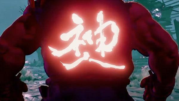 Akuma confirma su incorporación al plantel de Street Fighter V
