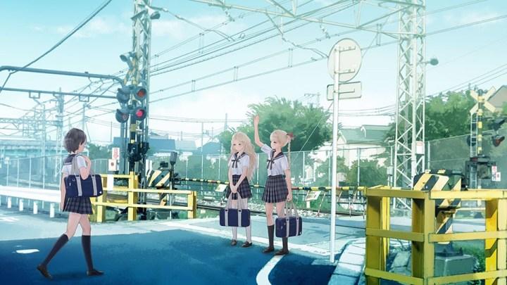Mel Kishida, diseñador de personajes de Blue Reflection, nos muestra el juego en un gameplay inédito