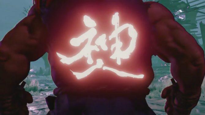 Akuma invade Street Fighter V el 20 de diciembre