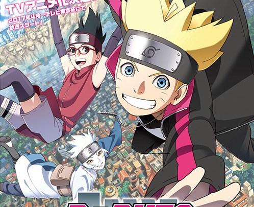 Boruto: Naruto Next Generations contará con una historia nueva y original