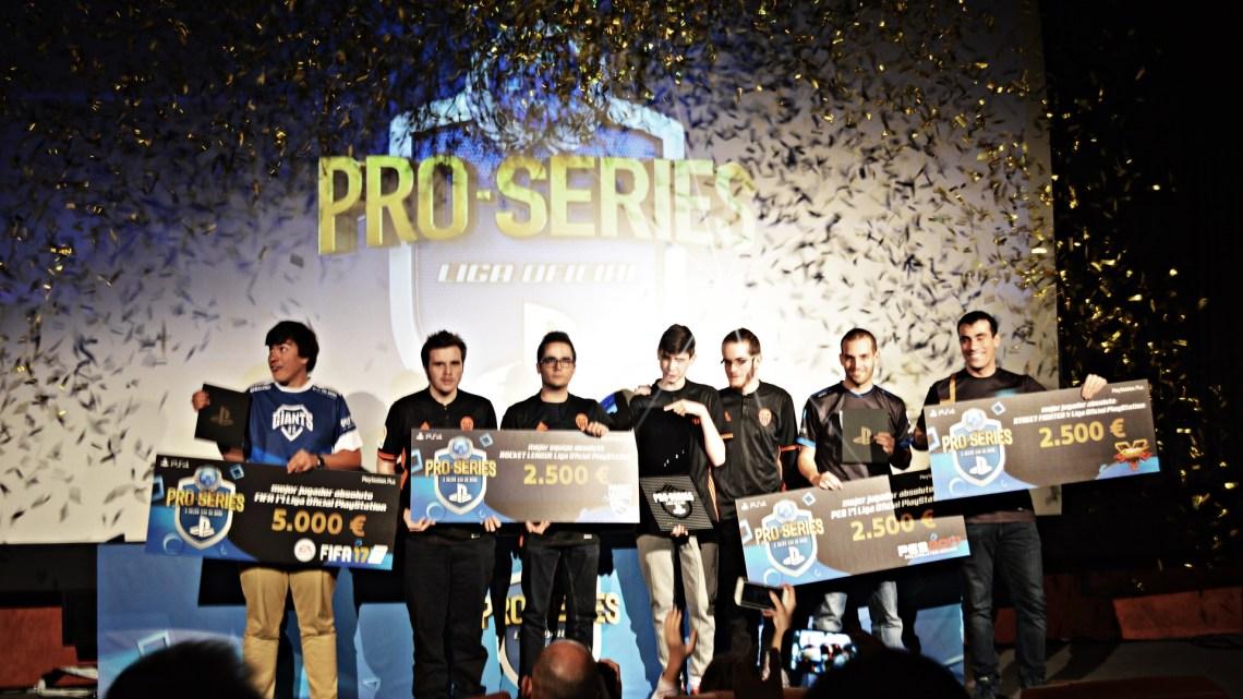 Finales Pro Series   Liga Oficial PlayStation