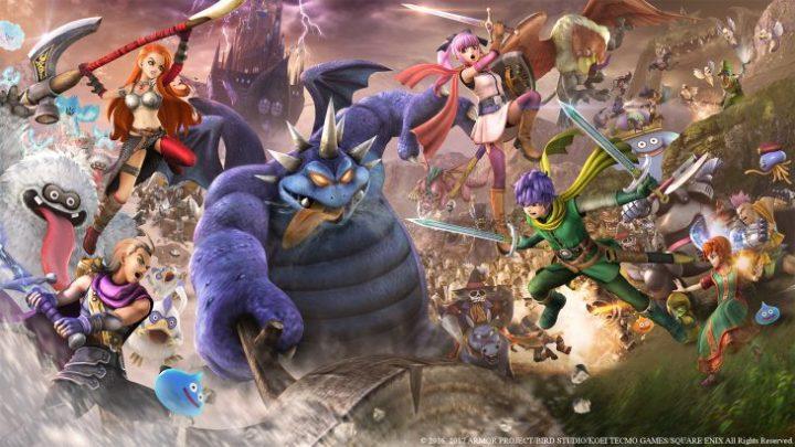Square Enix anuncia cinco contenidos gratuitos de Dragon Quest Heroes II para las próximas semanas