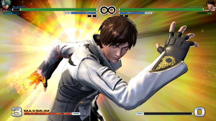 La nueva actualización de The King of Fighters XIV se lanzará el 11 de enero