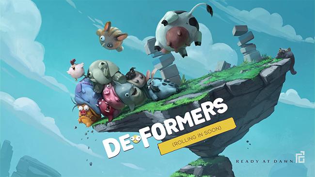 Ready at Dawn retrasa el lanzamiento de Deformers