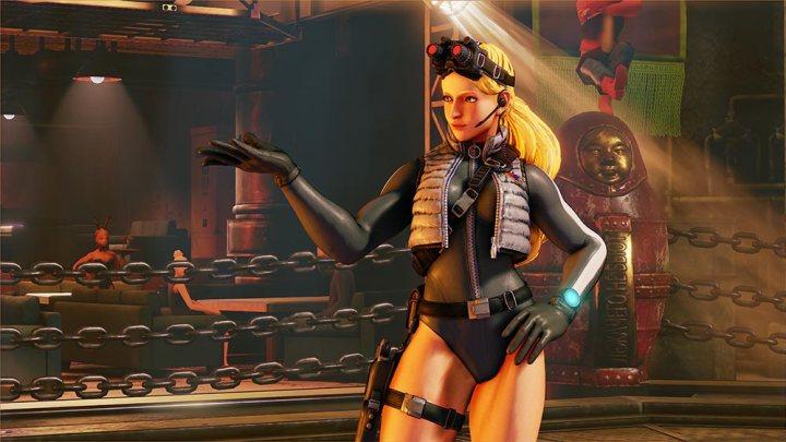 Kolin, la nueva luchadora de Street Fighter V, ya se encuentra disponible