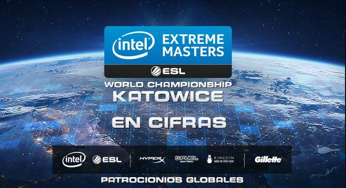 ESL – IEM Katowice dió la bienvenida a 173.000 fans al mayor evento de esports de la historia.