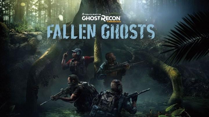 Fallen Ghosts, nueva expansión para Ghost Recon Wildlands