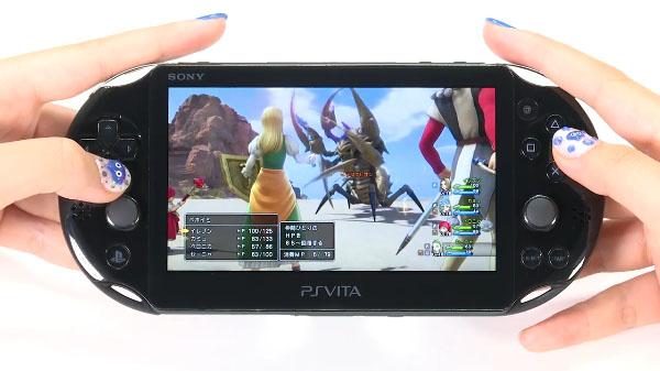 Dragon Quest XI muestra el Cross-Play entre PS4 y PS Vita con su nuevo gameplay