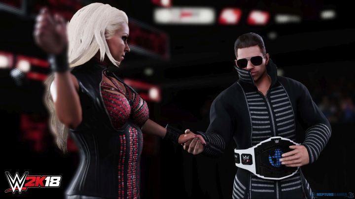WWE 2K18 nos presenta su roster en nuevas imágenes
