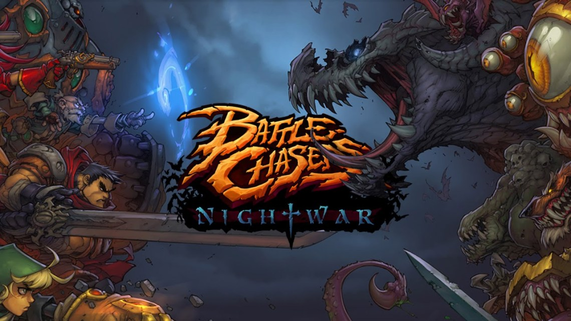 Análisis   Battle Chasers: Nightwar