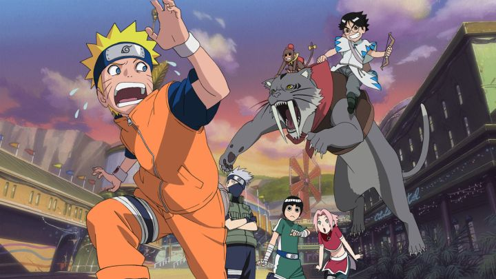 Reseña | Naruto The Movie Los guardianes del imperio de la Luna Creciente