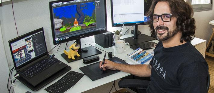 Entrevista | Dario Ávalos de Animatoon Studio