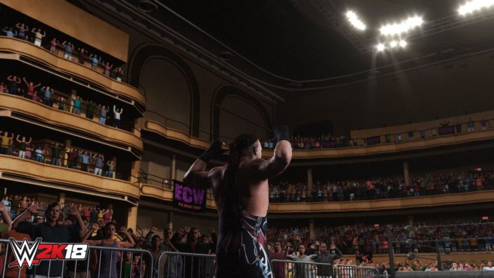 Ya disponibles los packs Kurt Angle y Cena (Nuff) de WWE 2K18