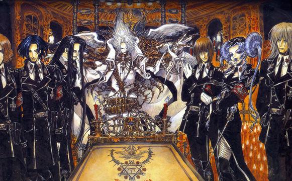 El manga Trinity Blood entrará en su arco final en diciembre