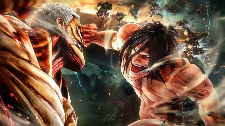 Koei Tecmo presenta dos nuevos gameplays de Attack on Titan 2: Final Battle