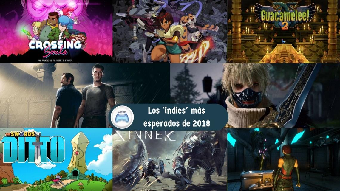 """Especial   Los juegos """"indie"""" más esperados para PlayStation 4 en 2018"""