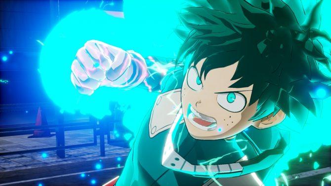 My Hero One's Justice confirma su lanzamiento en Japón para el próximo mes de agosto