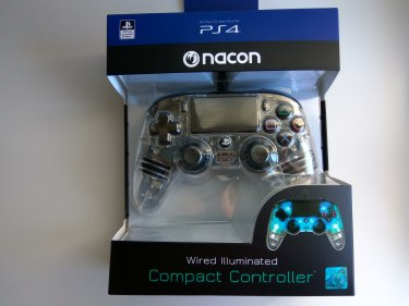 Nacon Wired Illuminated Compact Controller