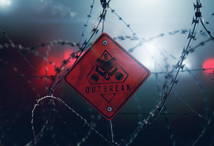 Tendremos que enfrentarnos a 5 monstruos distintos en Rainbow Six: Siege – Outbreak