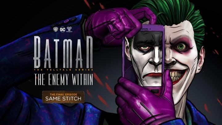El episodio final de Batman: The Enemy Within se lanzará el 27 de marzo | Primeras imágenes
