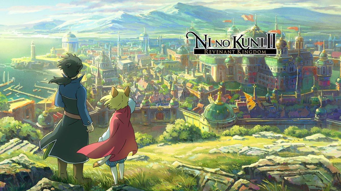 Ni No Kuni II: El Renacer de un Reino cerca de alcanzar el millón de copias vendidas