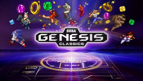 Ya disponible SEGA Mega Drive Classics para PS4 y Xbox One