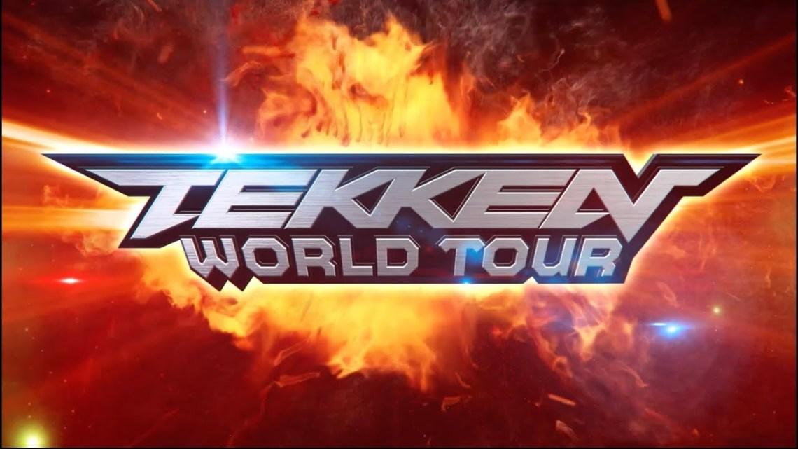 Twitch y Bandai Namco anuncian el TEKKEN World Tour 2018