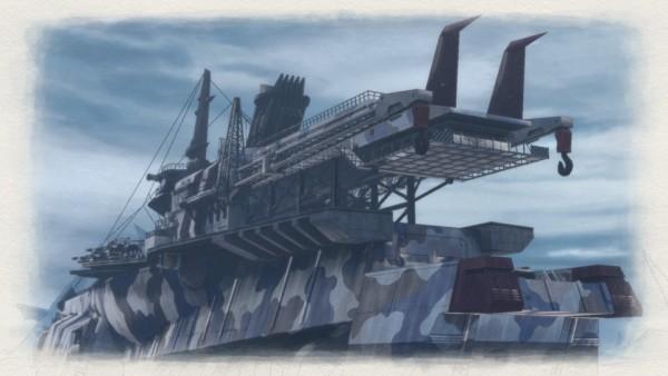 El Crucero Centurión protagoniza el nuevo tráiler de Valkyria Chronicles 4