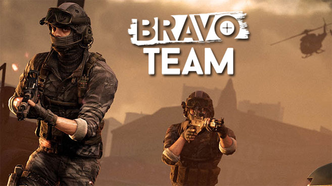 Nuevo tráiler de Bravo Team