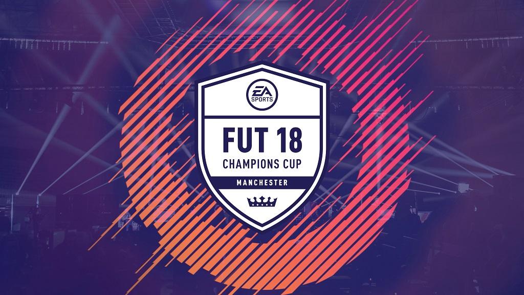 Falcon Msdosary, ganador de la FUT Champions Cup de Manchester. Andoni Payo, clasificado para la FIFA 18 Global Series de junio