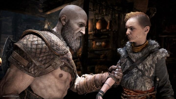 God of War confirma que irá a 60fps en PlayStation 5