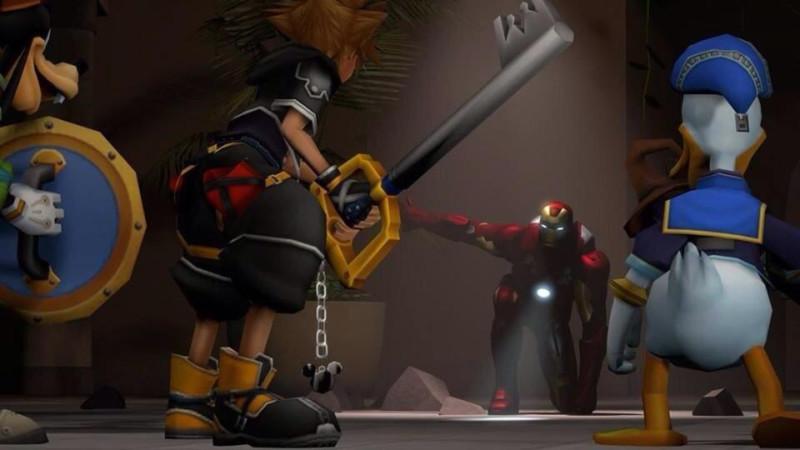 El director de Spider-Man quiere ver a los héroes de Marvel en Kingdom Hearts