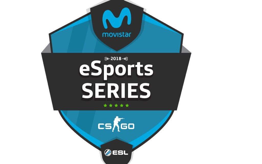 Telefónica y ESL ponen en marcha la primera edición de Movistar eSports Series
