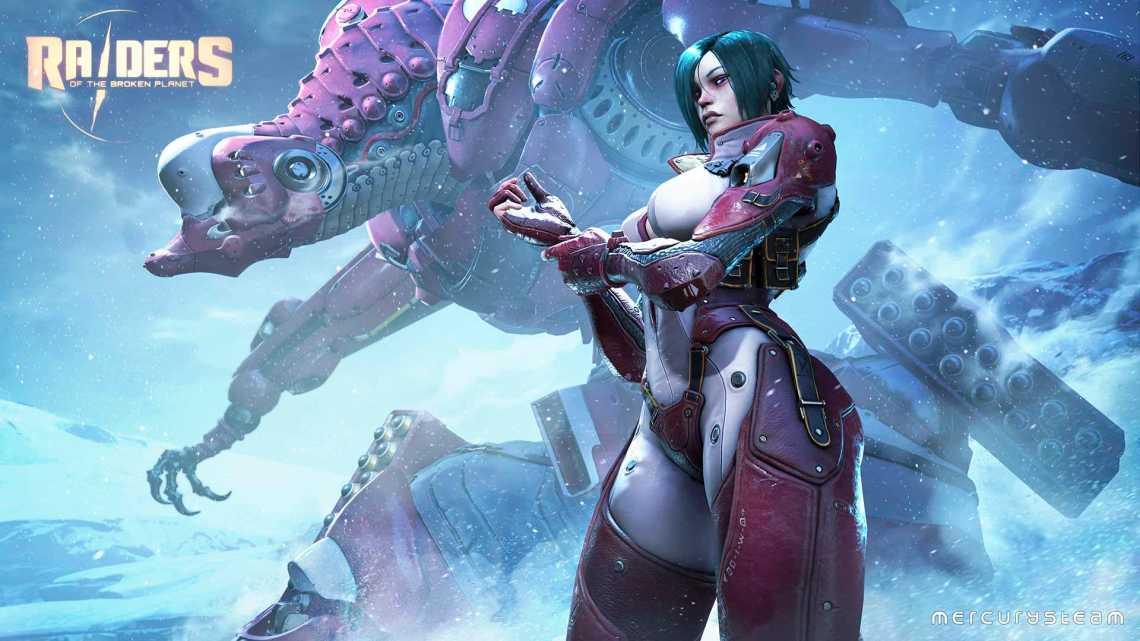 Impresiones jugables   Raiders of the Broken Planet – La Traición de Hades