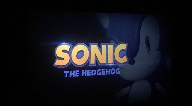 Revelado el logo de la película oficial de Sonic the Hedgehog