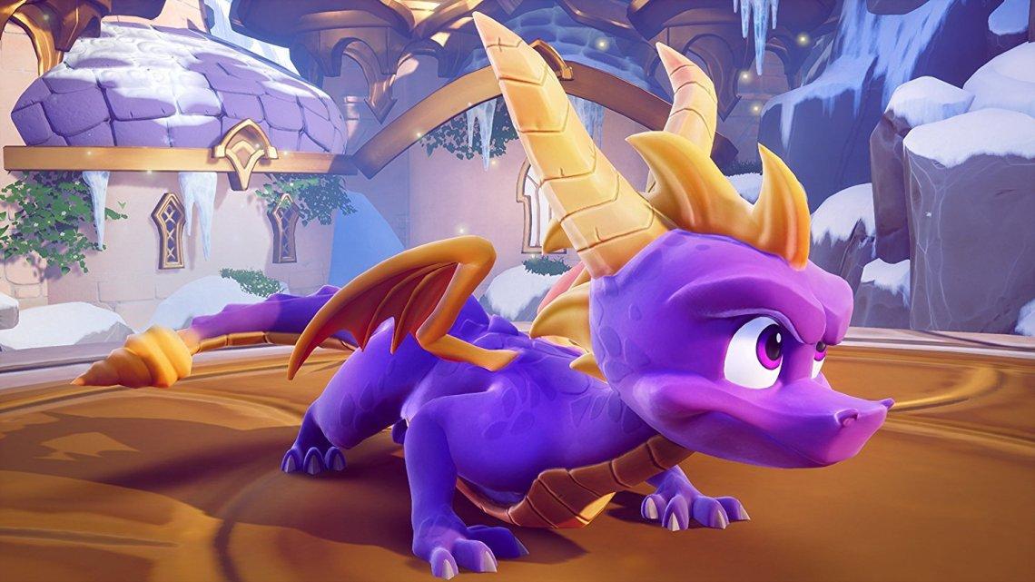 E32018   Spyro Reignited Trilogy muestra su jugabilidad en un nuevo gameplay
