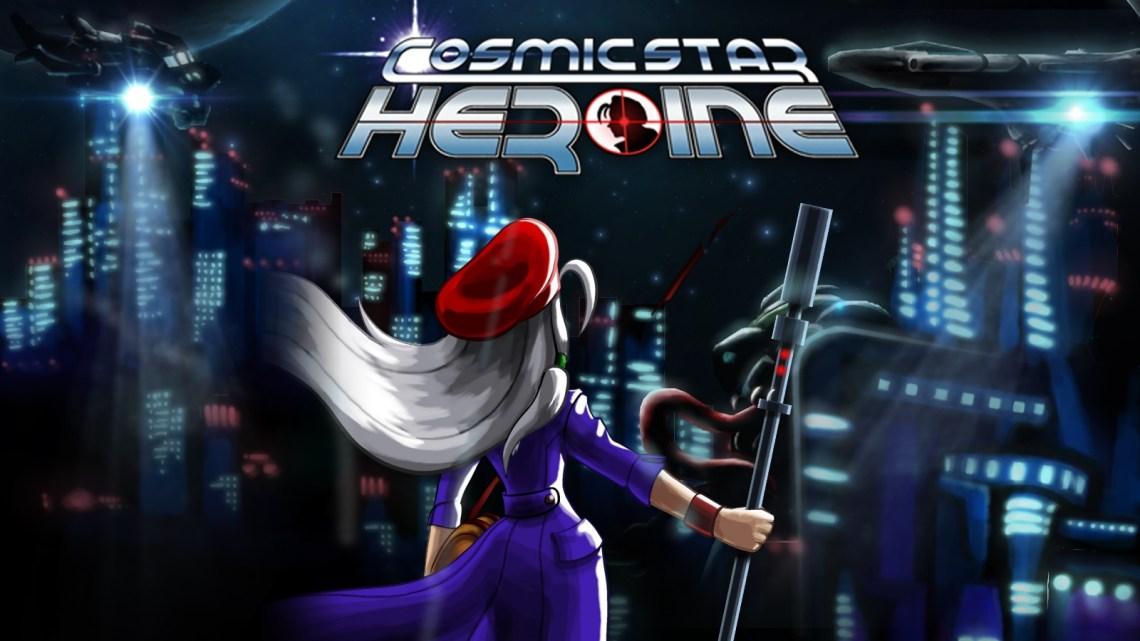 Cosmic Star Heroine ya tiene fecha para su llegada a PlayStation Vita