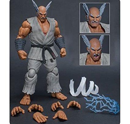 Storm Collectibles presenta la nueva figura de acción a escala 1:12 basada en Heihachi Mishima de Tekken 7