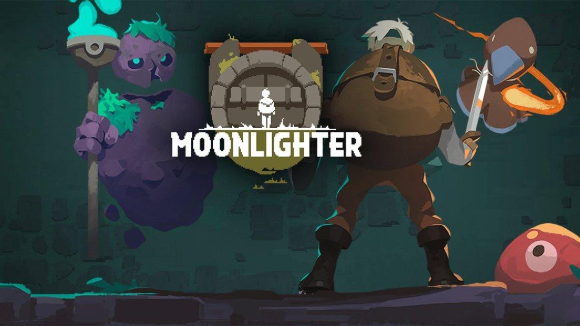 RegiónTV   Toma de contacto: Moonlighter