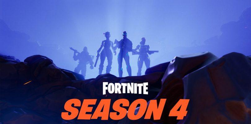 Publicado el tráiler de la cuarta temporada de Fortnite