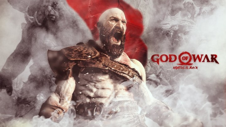 ¡Ganador de la copia de God of War + figura de Kratos!