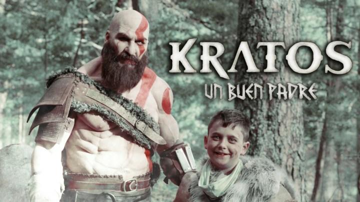 Joaquín Reyes se convierte en Kratos en un nuevo vídeo de God of War